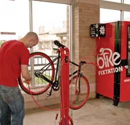 The Bicycle Vending Machine